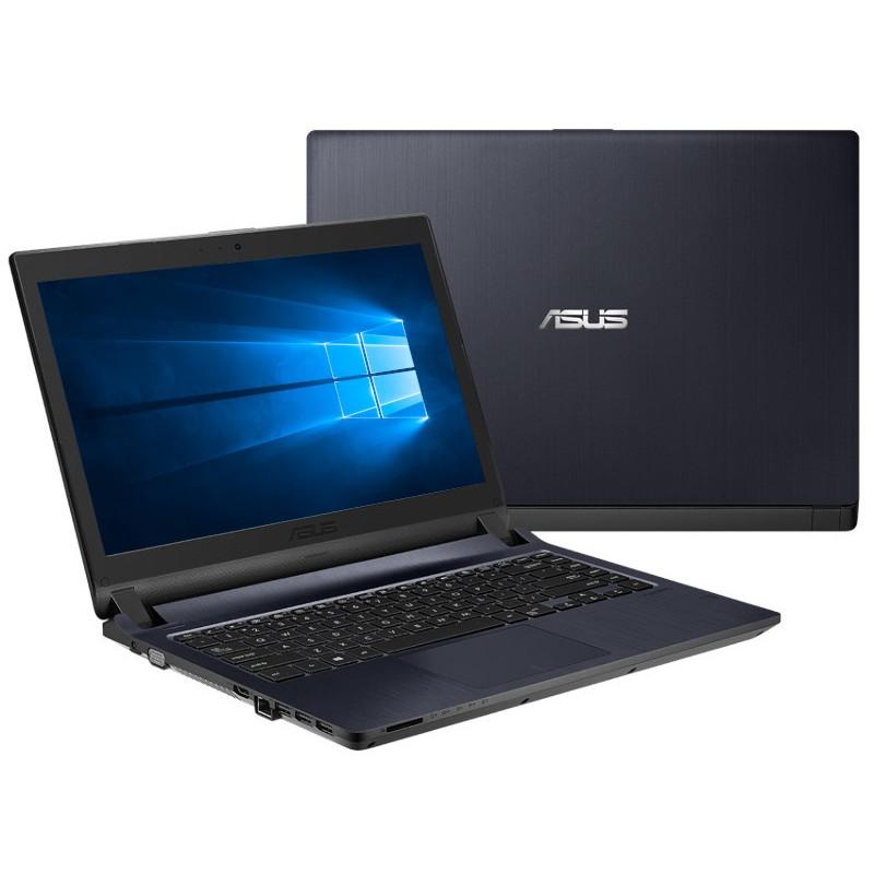 Ноутбук ASUS Pro P1440FA-FQ2931R Grey 90NX0211-M40550 (Intel Core i3-10110U 2.1 GHz/8192Mb/256Gb SSD/Intel UHD Graphics/Wi-Fi/Bluetooth/Cam/14.0/1366x768/Windows 10)