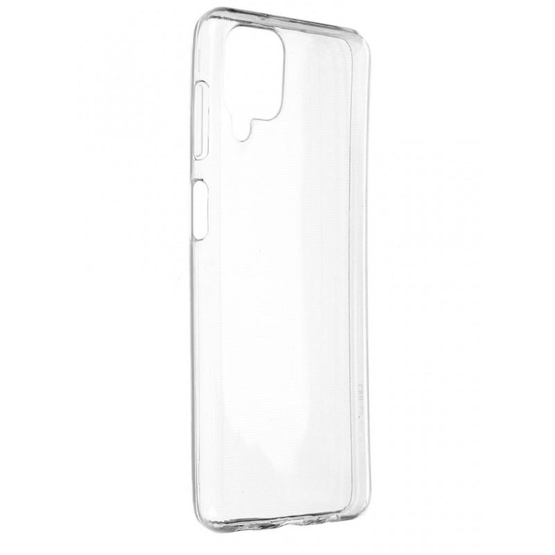 Чехол Neypo для Samsung Galaxy A12 2021 Silicone Transparent NST20463