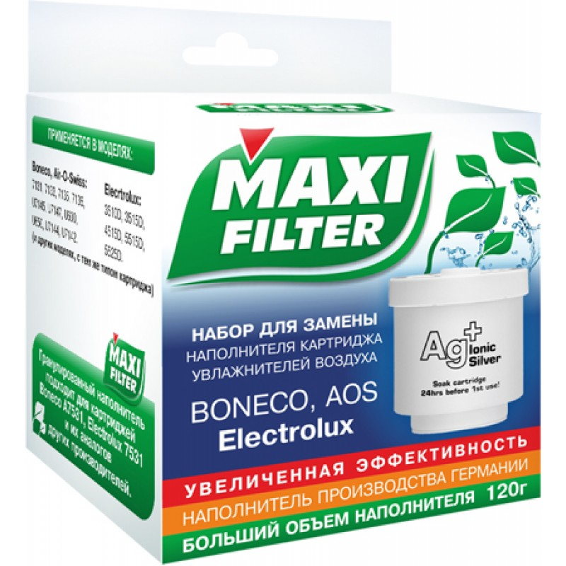 Наполнитель для картриджа Maxi Filter