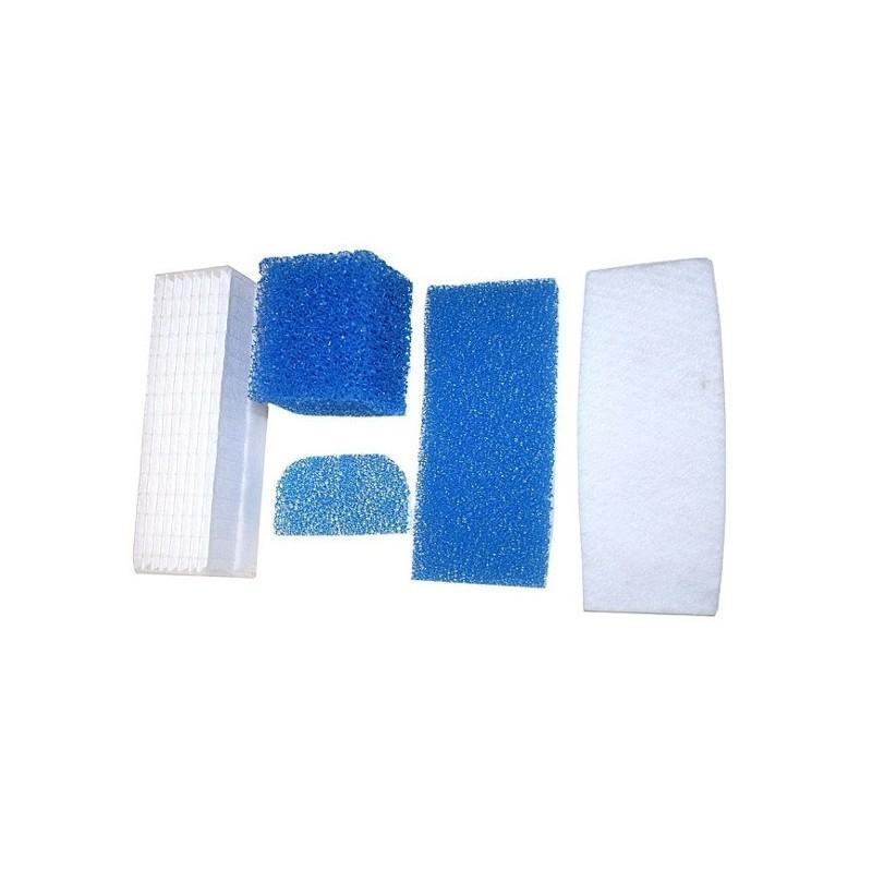 Набор фильтров + HEPA фильтр Maxx Power F7 4шт для Thomas Twin / Aquatherm / Aquafilter / Electronic 787203