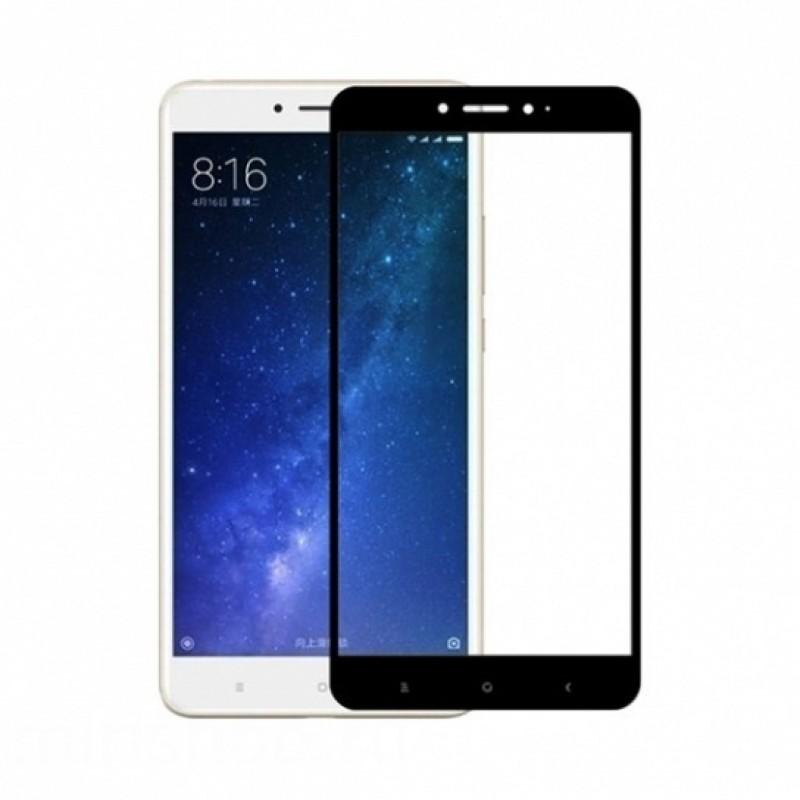 Аксессуар Защитное стекло для Xiaomi Mi MAX 2 Zibelino TG Full Screen Black 0.33mm 2.5D ZTG-FS-XMI-MAX2-BLK