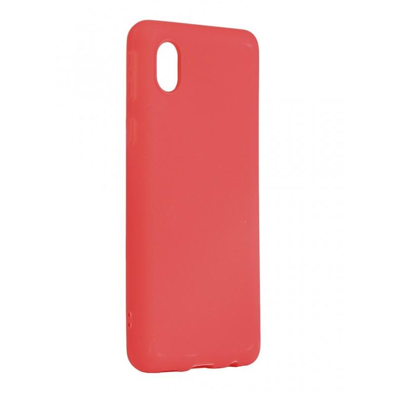 Чехол Zibelino для Samsung Galaxy A01 Core Soft Matte Red ZSM-SAM-A013-RED