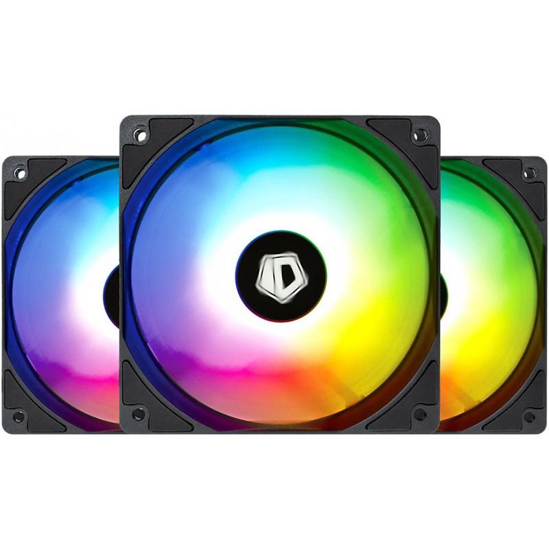 Вентилятор ID-Cooling Fan XF-12025-ARGB-Trio 120mm