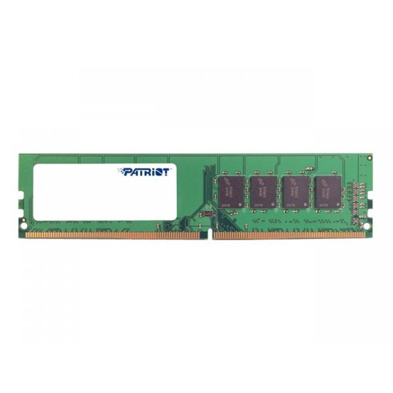 Модуль памяти Patriot Memory Signature DDR4 DIMM 2666MHz PC4-21330 CL19 - 4Gb PSD44G266681