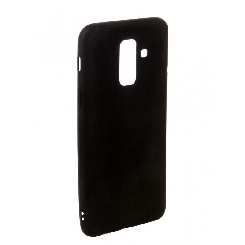 Чехол Ubik для Samsung A6+ TPU Black 31356