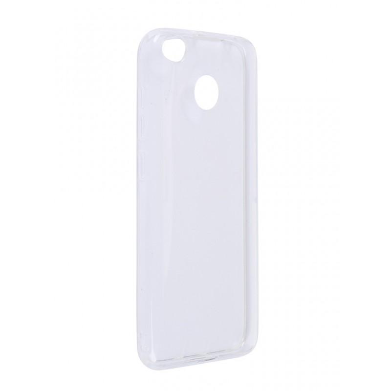 Чехол Innovation для Xiaomi Redmi 4X Transparent 14831