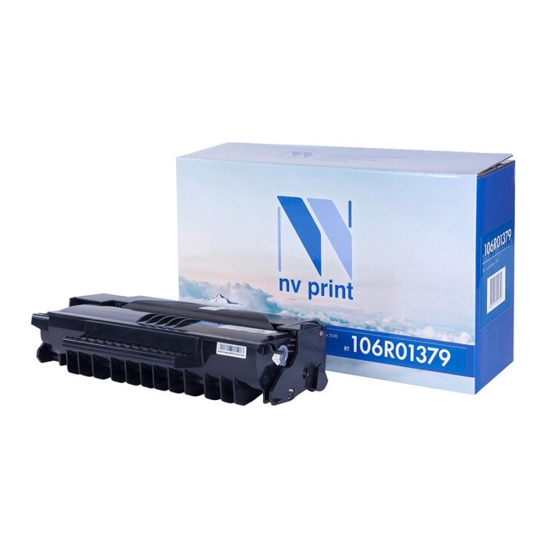 Картридж NV Print 106R01379 для Xerox Phaser 3100 4000k