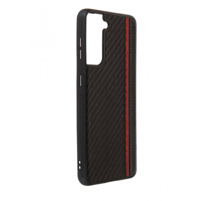 Чехол G-Case для Samsung Galaxy S21 SM-G991B Carbon Black GG-1317