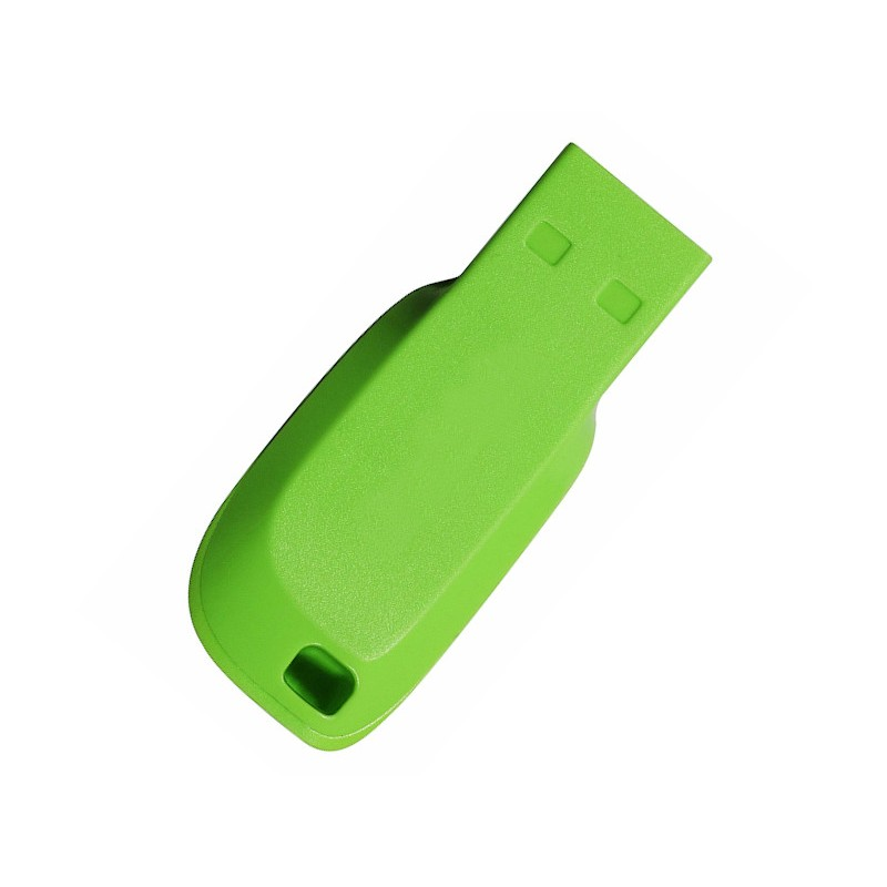 USB Flash Drive 16Gb - SanDisk Cruzer Blade Electric Green SDCZ50C-016G-B35GE