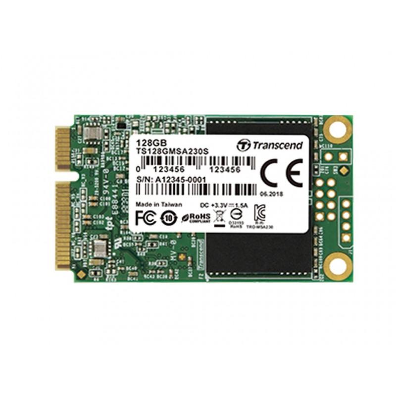 Твердотельный накопитель Transcend 128GB TS128GMSA230S