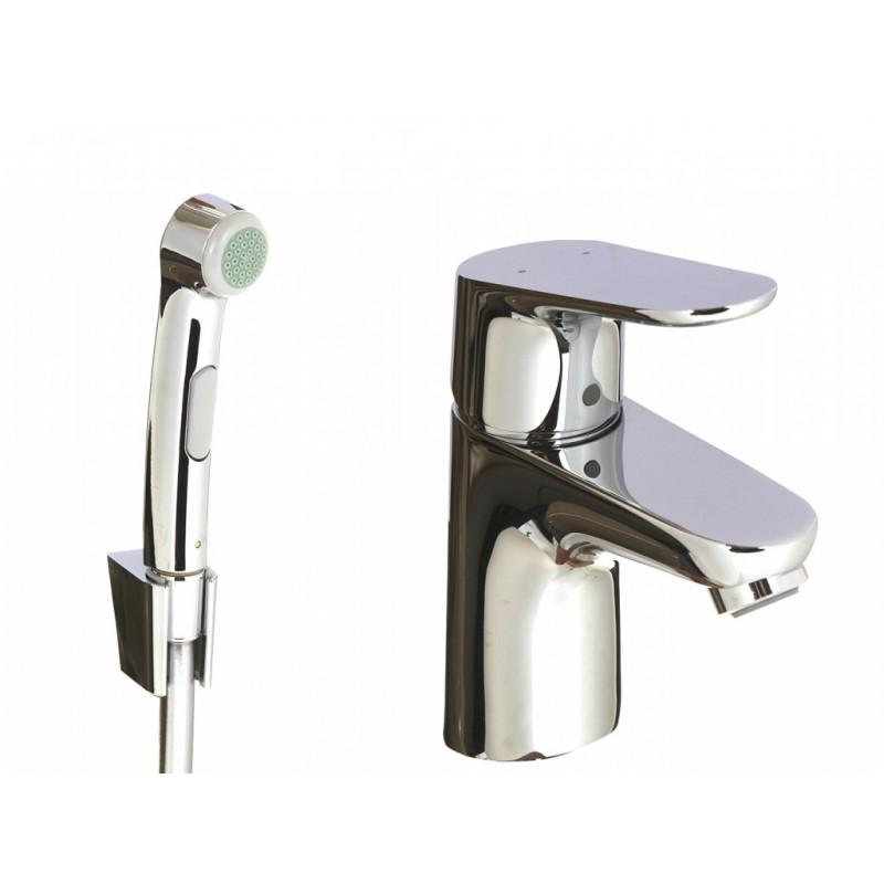 Смеситель Hansgrohe Focus Е2 с гигиеническим душем 31926000