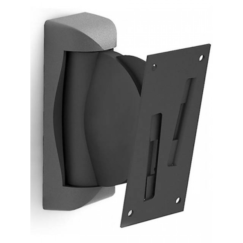 Кронштейн Electriclight КБ-01-4 (до 15кг) 2шт Matte Black