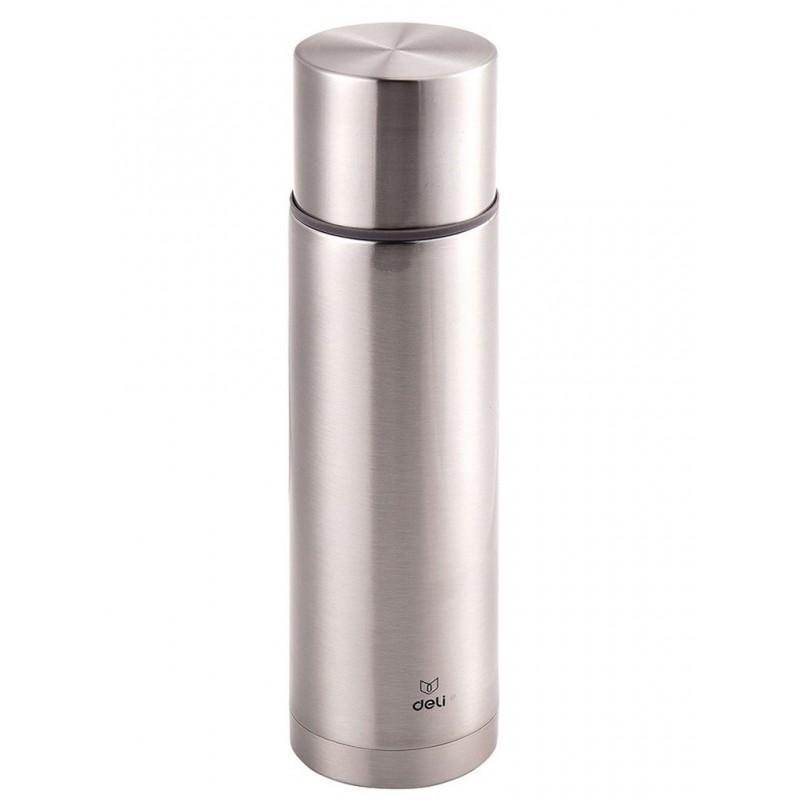 Термос Deli 17651 500ml Silver 1426732
