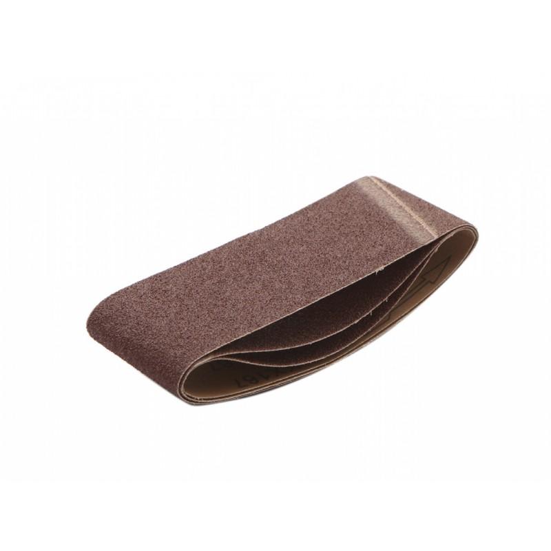 Шлифовальная лента Elitech 75х457mm P60 3шт 1110.006100