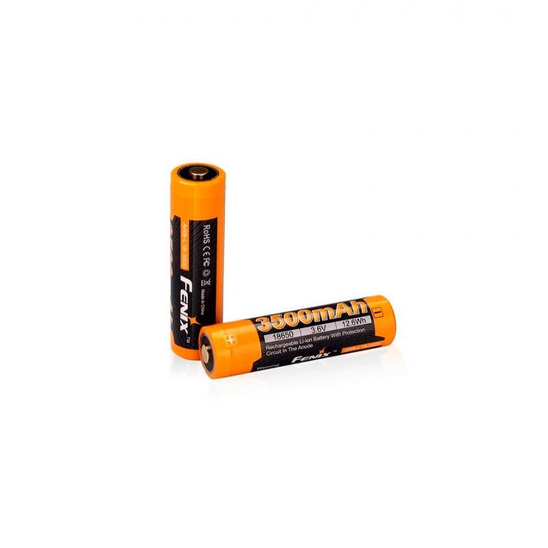 Аккумулятор Fenix 18650 3500 mAh ARB-L18-3500 (1 штука)