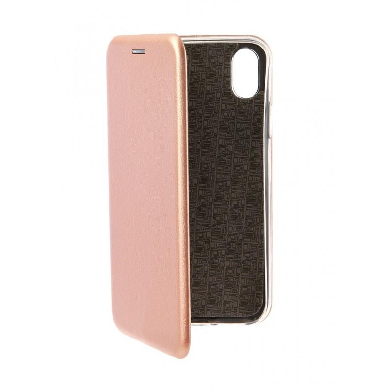 Чехол Neypo для APPLE iPhone XR Premium Rose Gold NSB5723