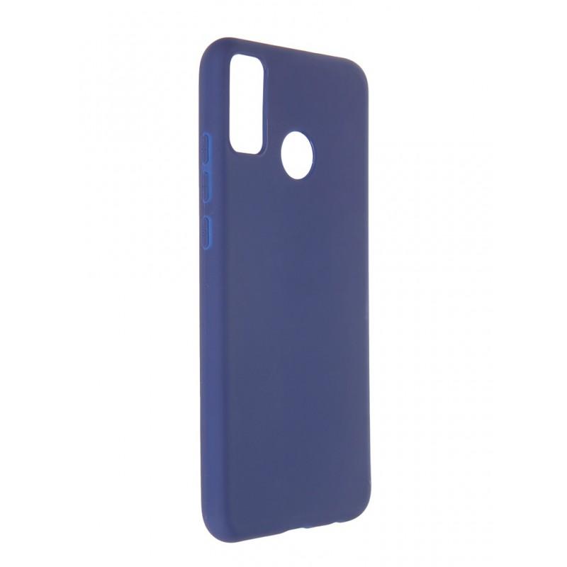 Чехол Neypo для Honor 9X Lite Soft Matte Silicone Dark Blue NST20419