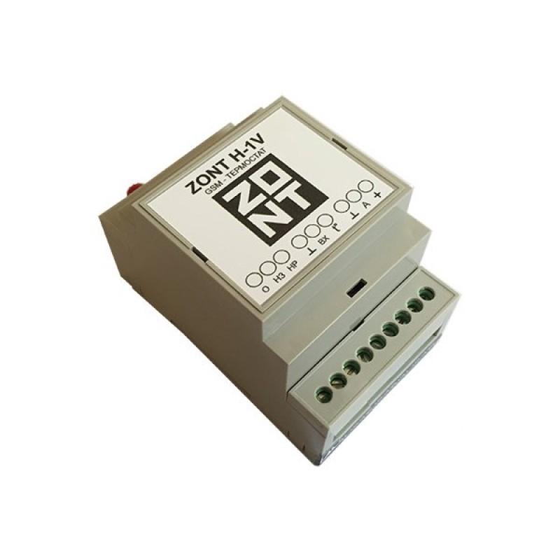 Аксессуар GSM-термостат ZONT-H1V