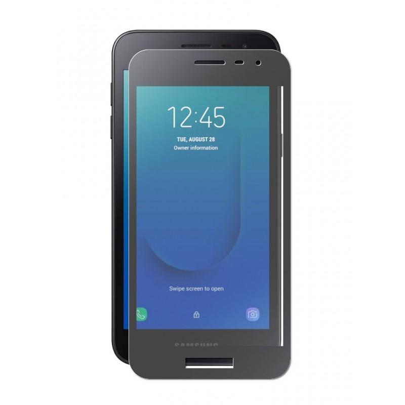 Защитное стекло Svekla для Samsung J2 Core/J2 Core (2020) Full Glue Black ZS-SVSGJ2CORE-FSBL