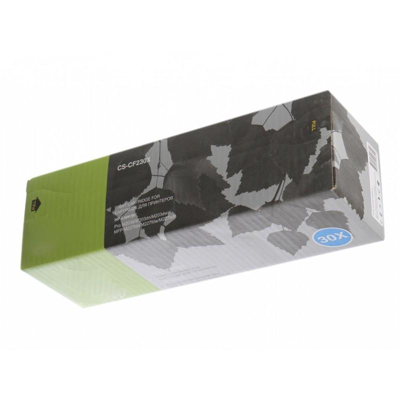 Картридж Cactus CS-CF230X Black для HP LJ 203/227