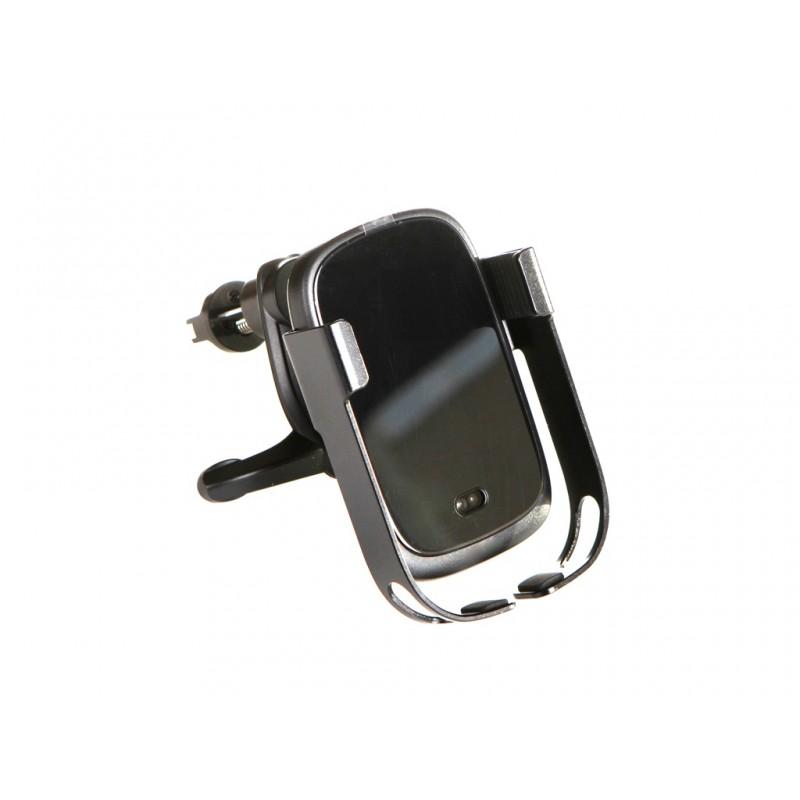 Зарядное устройство Baseus Rock-Solid Electric Holder Wireless Charger Black WXHW01-01