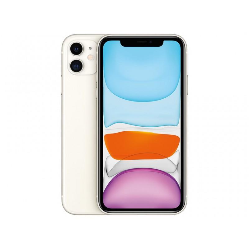 Сотовый телефон APPLE iPhone 11 - 64Gb White новая комплектация MHDC3RU/A
