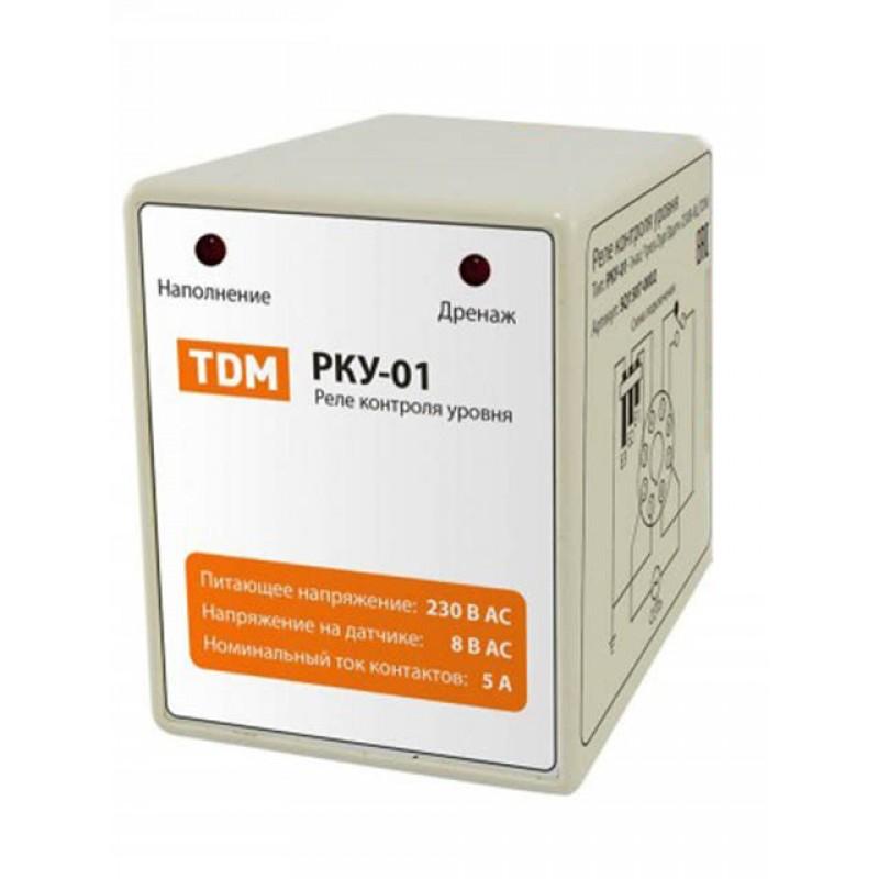 Реле контроля уровня TDM-Electric РКУ-01-1 SQ1507-0002