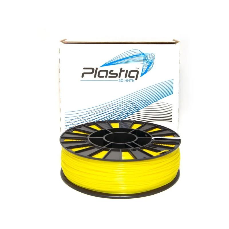 Аксессуар Plastiq PLA-пластик 1.75mm 900гр Yellow