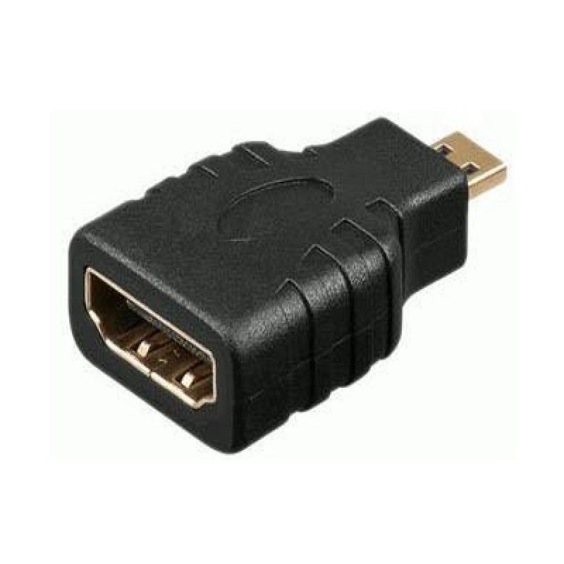 Аксессуар Orient HDMI F to micro HDMI M C395
