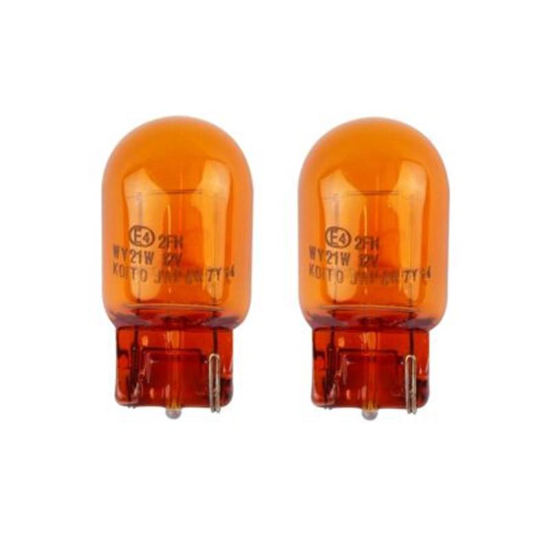 Лампа Koito WY21W 12V-21W (WX3x16d) 2шт P1870A