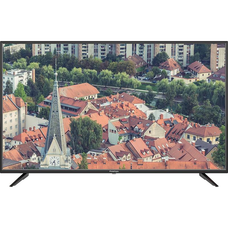 Телевизор Prestigio PTV43SS04Y_CIS_BK