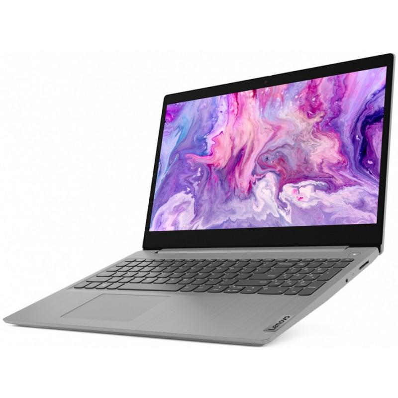 Ноутбук Lenovo IdeaPad 3 15IIL05 81WE007ARU (Intel Core i3-1005G1 1.2GHz/4096Mb/512Gb SSD/Intel HD Graphics/Wi-Fi/Bluetooth/Cam/15.6/1920x1080/Windows 10 64-bit)