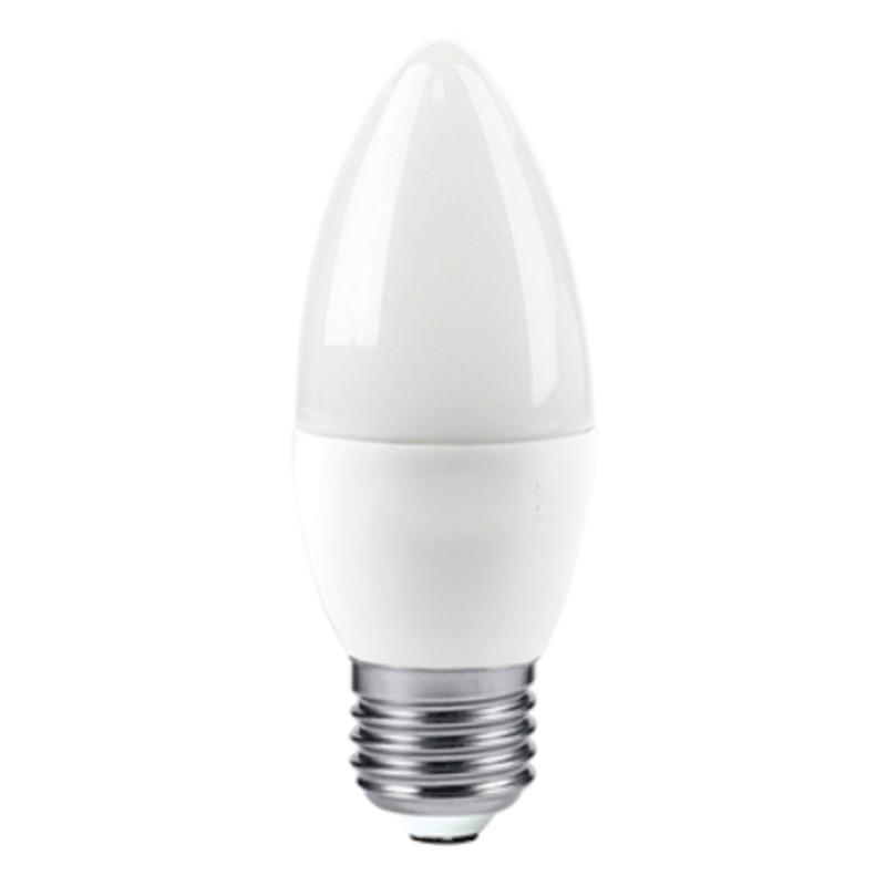 Лампочка In Home LED-СВЕЧА-VC Е27 6W 230V 3000К 480Lm 4690612020402