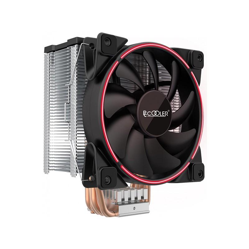 Кулер PCcooler GI-X5R V2 (Intel S775/115X/20XX// AMD AM2/AM3/AM4)