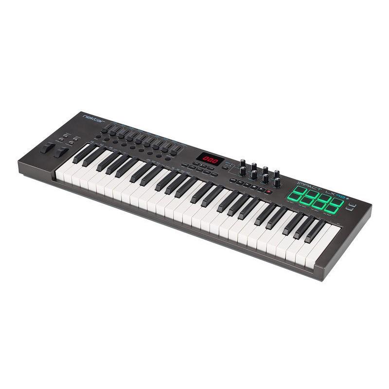 MIDI-клавиатура Nektar Impact LX49+