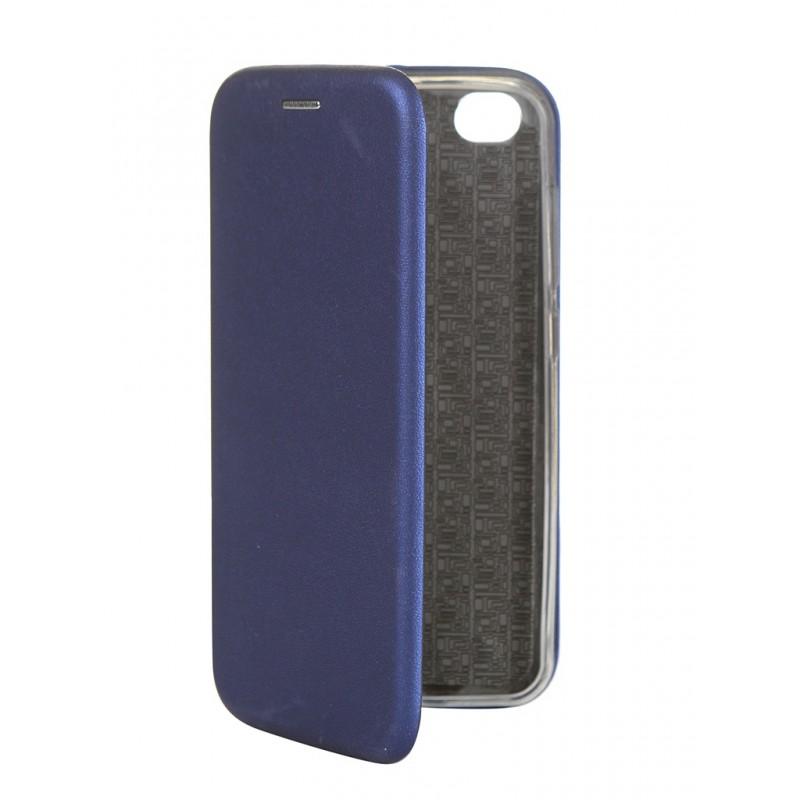 Чехол Innovation для Xiaomi Redmi Go Silicone Blue 16178
