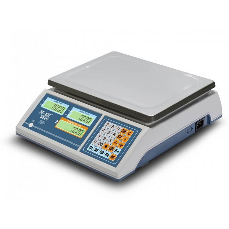 Весы Mertech M-ER 322AC-15.2 LCD