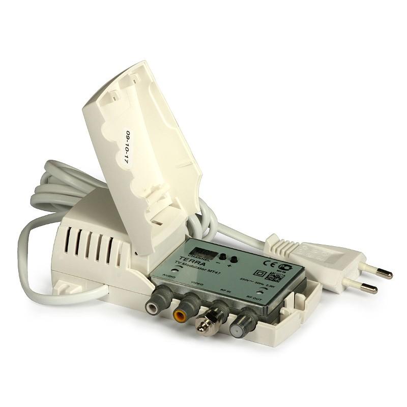 ТВ-модулятор Terra MT47