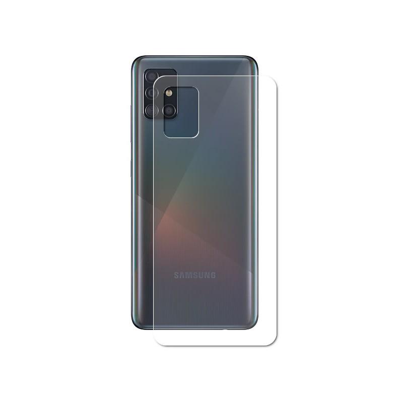 Защитная плёнка Red Line для Samsung Galaxy A51 задняя часть УТ000020744