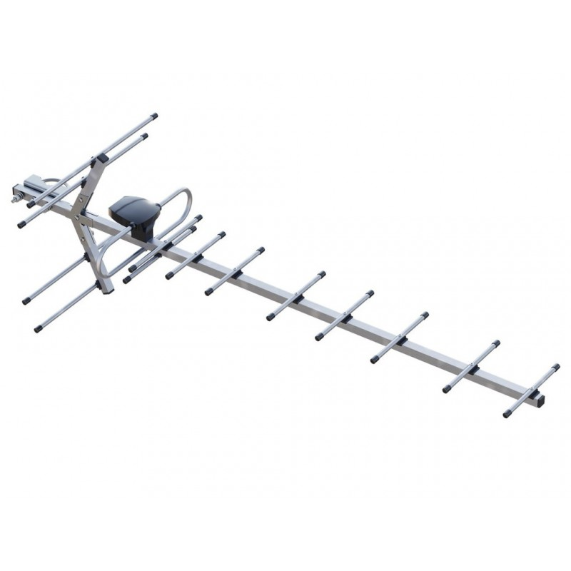 Антенна РЭМО BAS-1131-DX-Z Диапазон UHF