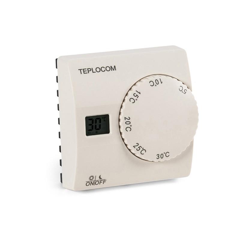 Термостат Teplocom TS-2AA/8A 911