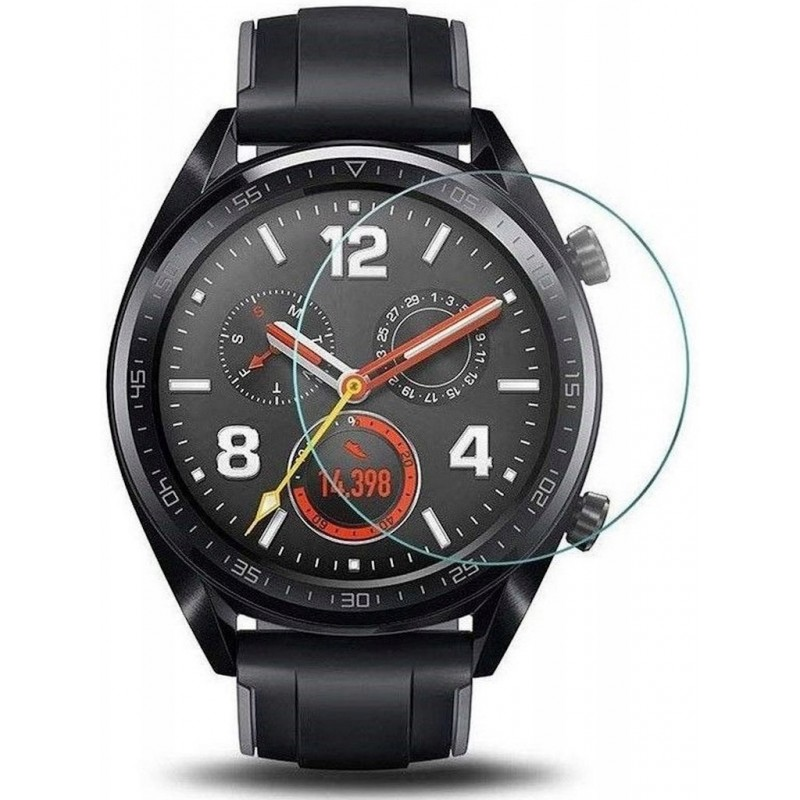 Аксессуар Защитный экран Red Line для Honor Watch GS Pro Tempered Glass