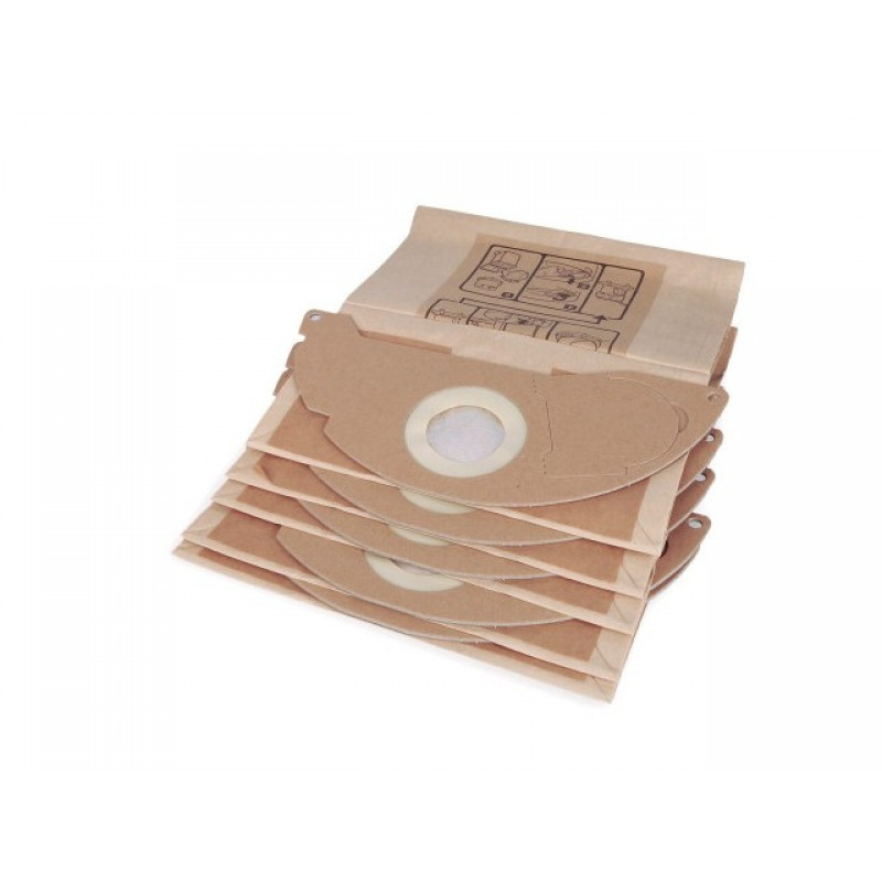 Фильтр-мешки Karcher WD 2 Brown 2.863-275