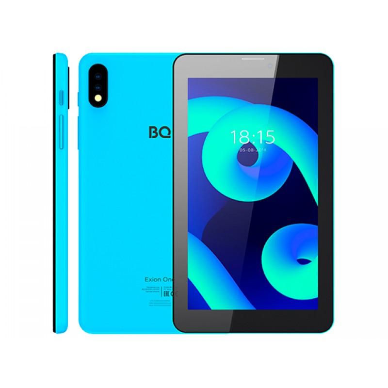 Планшет BQ 7055L Exion One Blue (Unisoc SC9863A 1.6 GHz/2048Mb/32Gb/Wi-Fi/Bluetooth/LTE/GPS/Cam/7.0/1024x600/Android)
