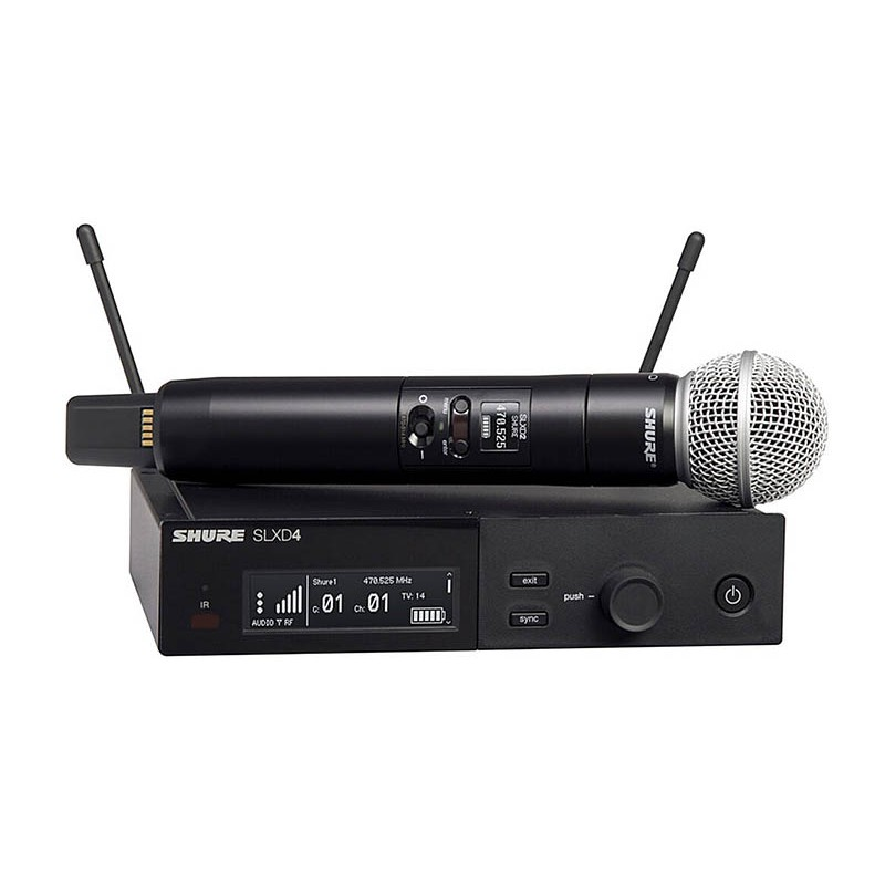 Радиосистема Shure SLXD24E/SM58 H56