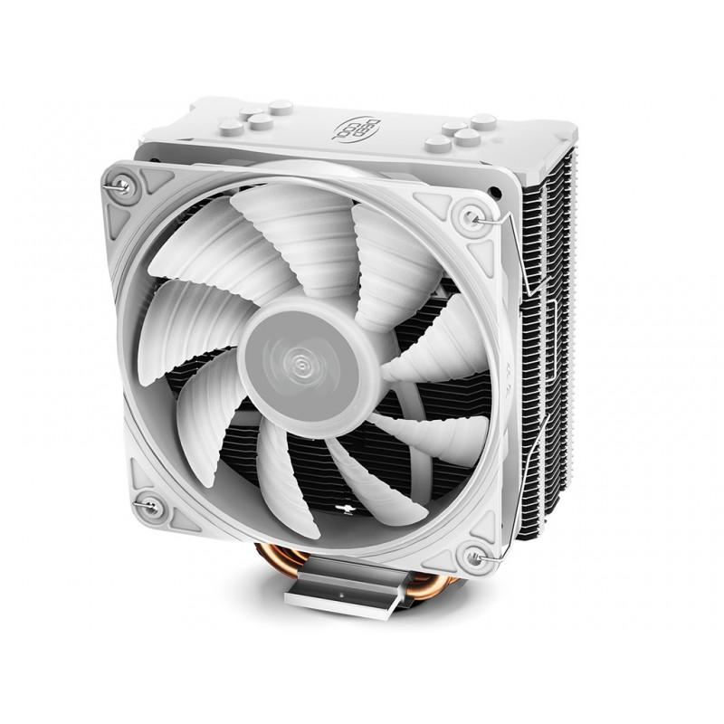 Кулер DeepCool Gammaxx GTE V2 White (Intel LGA1151/1150/1155/1366/ AMD AM4/AM3+/AM3/AM2+/AM2/FM2+/FM2/FM1)