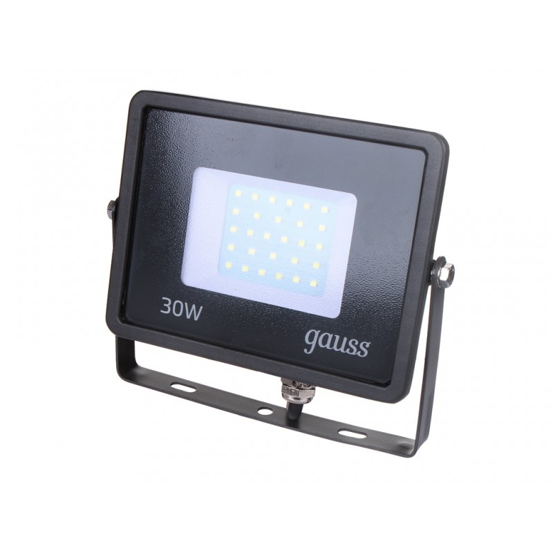 Прожектор Gauss Qplus LED 30W 200-240V 2550Lm IP65 6500K 690511330