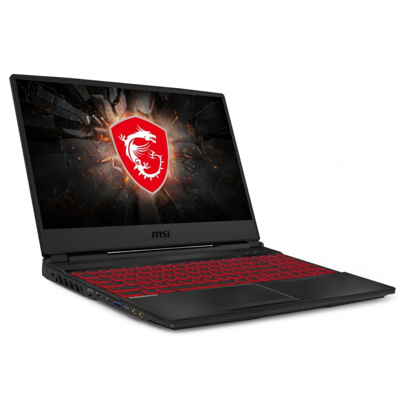 Ноутбук MSI GL65 10SCXR-056XRU 9S7-16U822-056 (Intel Core i5-10300H 2.5GHz/8192Mb/512Gb SSD/No ODD/nVidia GeForce GTX 1650 4096Mb/Wi-Fi/Bluetooth/15.6/1920x1080/DOS)
