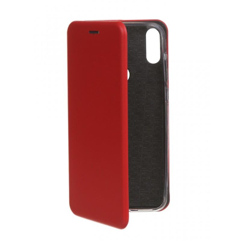 Чехол Zibelino для ASUS ZenFone Max Pro M1 Book Red ZB-ASUS-ZB602KL-RED