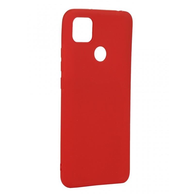 Чехол Zibelino для Xiaomi Redmi 9C Soft Matte Red ZSM-XIA-RDM-9C-RED